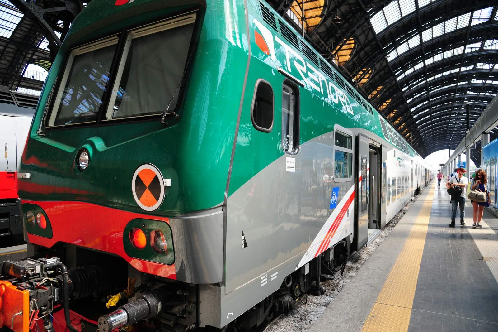 Ufficio Moderno Cremona Orari : Treni su brescia cremona e brescia parma si viaggia come in