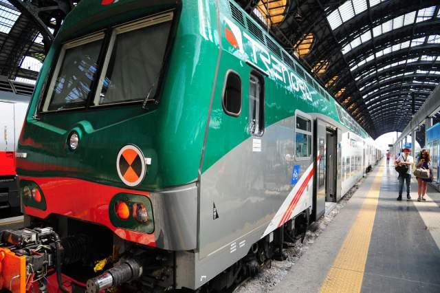 Sulla Brescia Milano in servizio due nuovi treni Vivalto, foto da ufficio stampa
