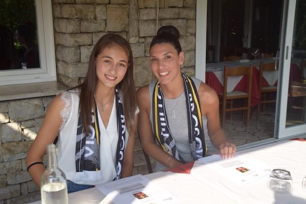 Angelini e Canton, i due nuovi acquisti della Millenium - foto da ufficio stampa
