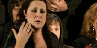 Il mezzosoprano Elena Serra