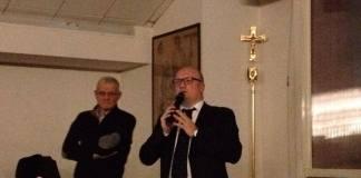 Il sindaco di Palazzolo Gabriele Zanni