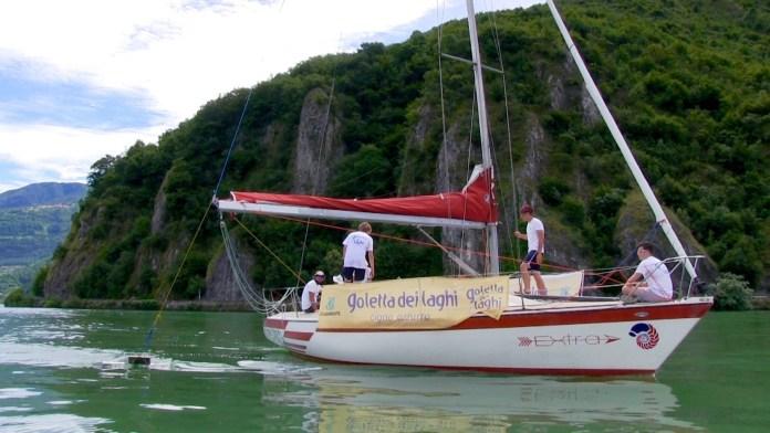 Goletta dei laghi sul Sebino, foto ufficio stampa / www.bsnews.it