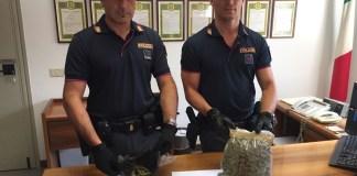 Sequestro di droga da parte della Polizia di Desenzano