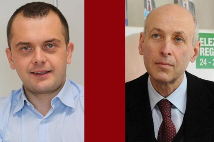 Rolfi e Cavalli, due dei possibili candidati sindaco del centrodestra bresciano
