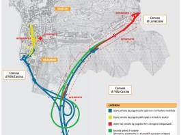 Il progetto dell'autostrada della Valtrompia (fonte sito deputato Stefano Borghesi)