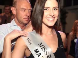 La 18enne di Adro sara Calabria sogna di diventare Miss Italia, foto da Facebook