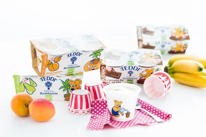 I prodotti della Linea Teddi, foto da web