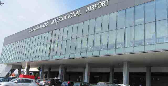 L'aeroporto di Orio al Serio è la base della compagnia irlandese Ryanair in Lombardia