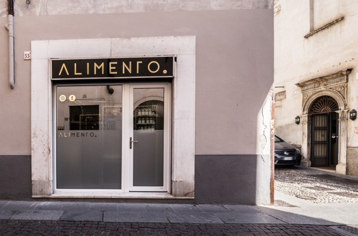 La sede di Alimento, a Brescia