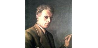 Il pittore di Gardone Valtrompia Augusto Lozzia