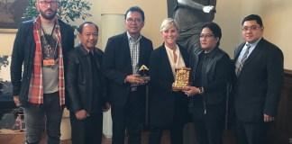 L'incontro fra la vicesindaco Castelletti e la delegazione indonesiana, www.bsnews.it