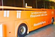 Il bus anti-gender che martedì 26 arriverà a Brescia