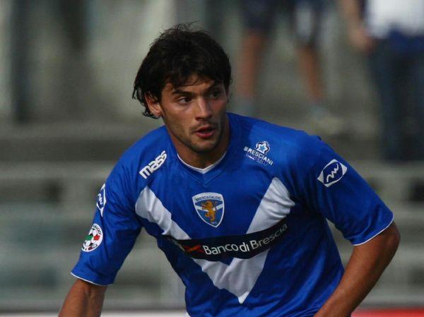 L'ex capitano del Brescia Marco Zambelli