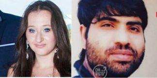 Rosa Di Domenico e il suo presunto rapitore, foto da Chi l'ha visto