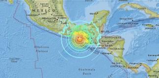 Terremoto in Messico