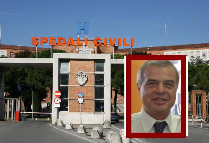 Vincenzo Ippolito, medico che aveva lavorato al Civile nella lotta contro i tumori