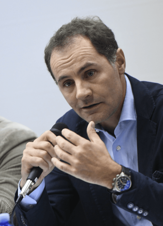 Giovanni Garbelli, vicepresidente di Confagricoltura Brescia - foto da ufficio stampa