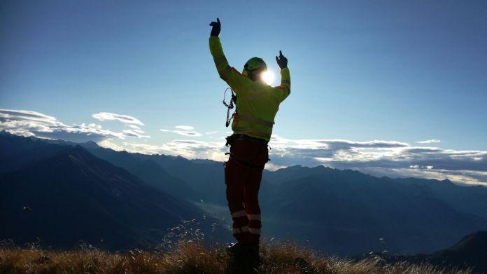 Il soccorso alpino in azione, www.bsnews.it