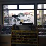 Il bancone dei tabacchi all'Eni Caffè di via XXV aprile a Brescia, punto vendita della marijuana legale Easy Joint