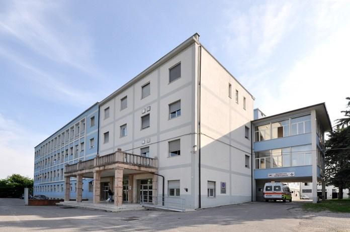 L'ospedale di Lonato, foto da Asst Garda