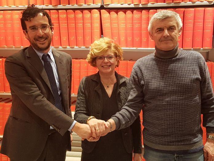 Gianluca Delbarba, Daniela Gerardini e Mario Bocchio