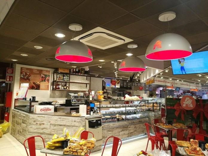 Il nuovo punto vendita Auchan di via San Bartolomeo