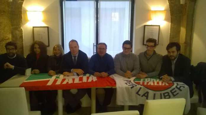 Il coordinamento cittadino di Forza Italia guidato da Paolo Fontana
