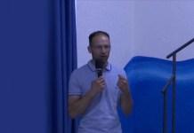 Il sindaco di Berzo Demo Giovan Battista Bernardi