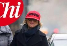Nadia Toffa a Milano: foto da Chi
