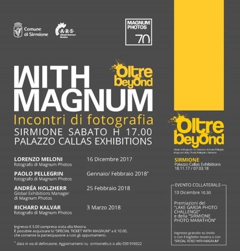 Locandina With Magnum