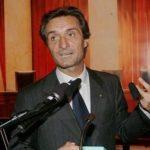 Il candidato alla presidenza della Regione Lombardia Attilio Fontana (Lega)