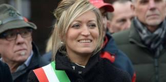 Il sindaco di Bagnolo Cristina Almici