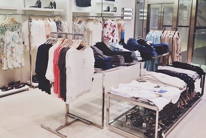 Una boutique Zara