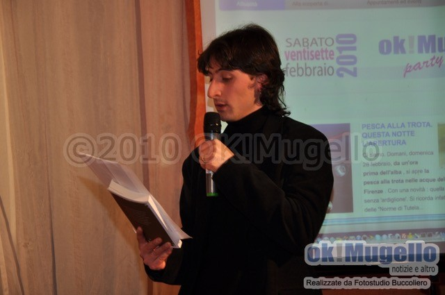 Il direttore di OKMugello Nicola Di Renzone