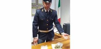 La droga sequestrata dalla Polizia di Desenzano