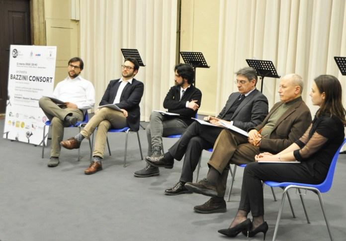 Conferenza Bazzini Consort