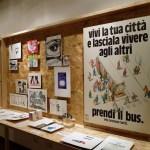 Renato Borsoni, studio d'arte nella pubblicità, Aab vicolo delle stelle, dal 3 al 21 marzo 2018 - foto di Enrica Recalcati per BsNews.it