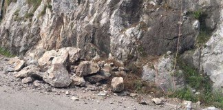 Detriti di roccia