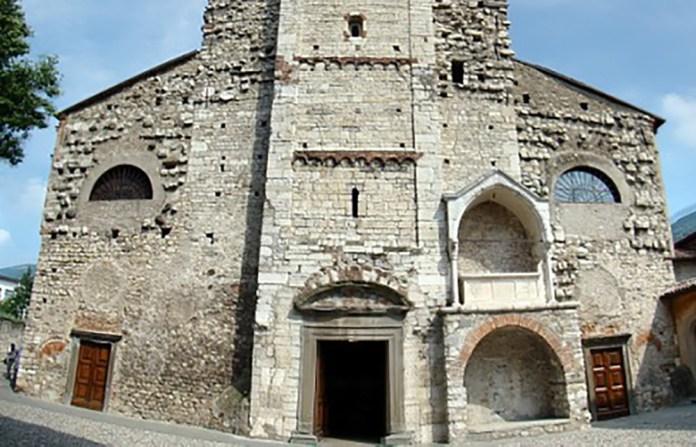 La pieve di Sant'Andrea a Iseo