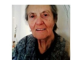 La 78enne Maria Brodini nella foto diffusa da coloro che la cercavano