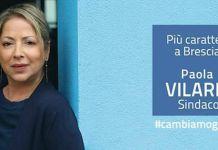 Paola Vilardi lo slogan ufficiale della campagna elettorale
