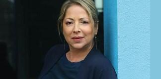 Paola Vilardi nella foto ufficiale della campagna elettorale