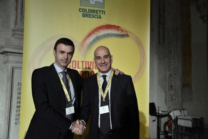 Ettore Prandini e Massimo Albano