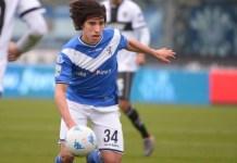 Sandro Tonali, giovane promessa del Brescia Calcio, piace anche alla Juventus