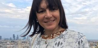 La dottoressa Antonella Garna