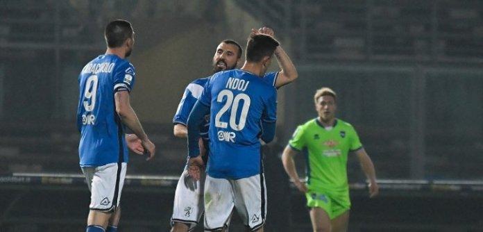 Brescia Entella, foto da sito ufficiale Brescia Calcio
