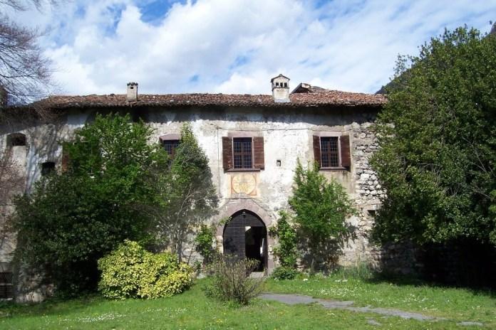 Il castello di Gorzone, a Darfo Boario Terme