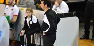 L'allenatore della Millenium Enrico Mazzola