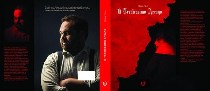 La copertina del libro Il Tredicesimo Arcano di Nicola Fiorin