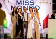 Le vincitrici della selezione bresciana di Miss Mondo